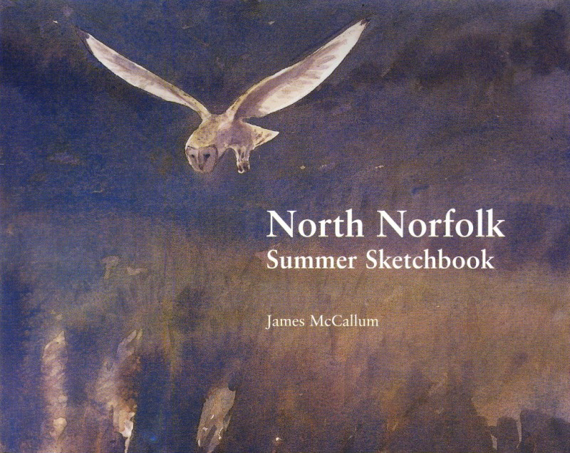 North Norfolk Summer Sketchbook